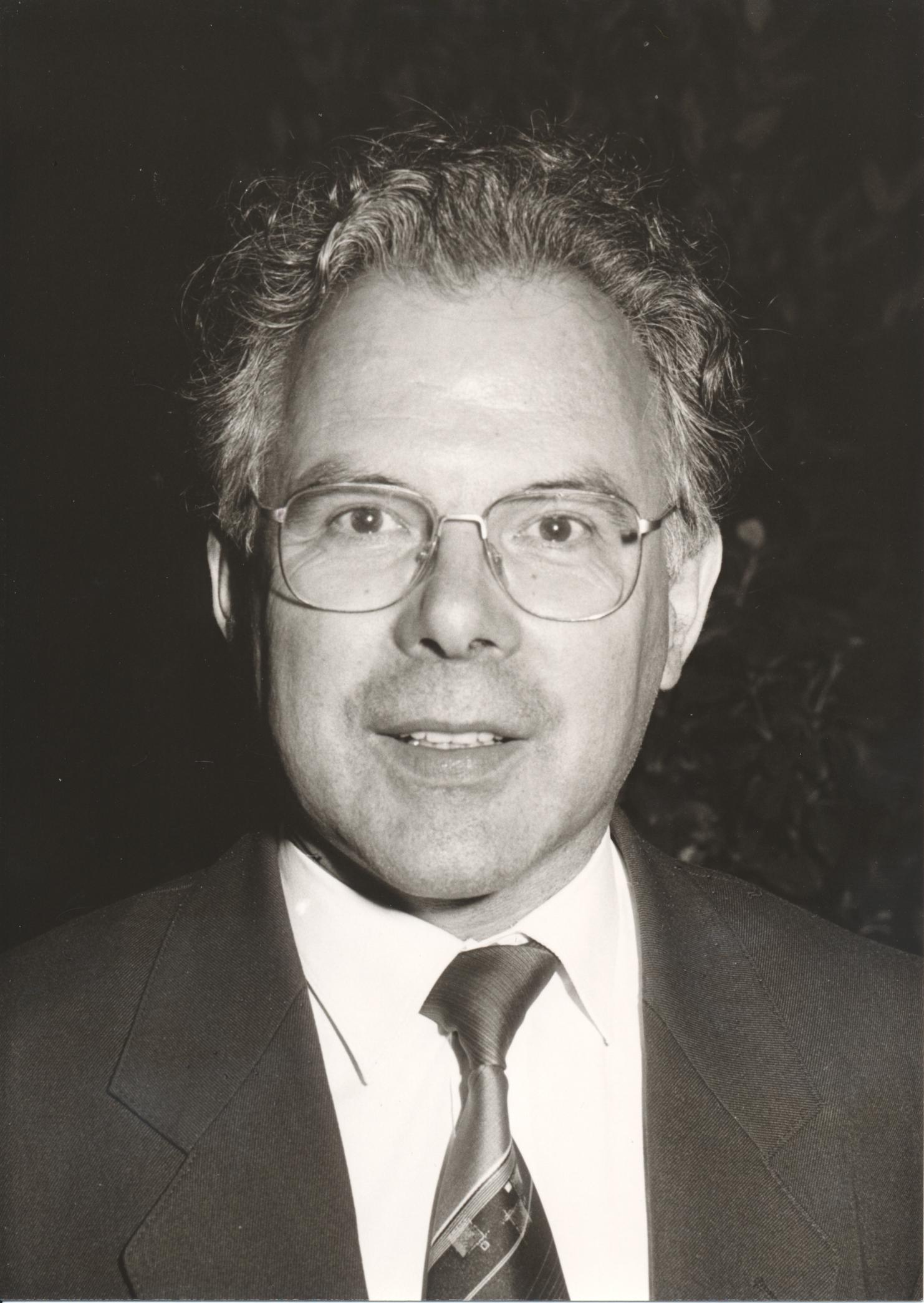 XIII. Imago Mundi-Kongress 1991, Innsbruck, Prof. DDr. Andreas Resch