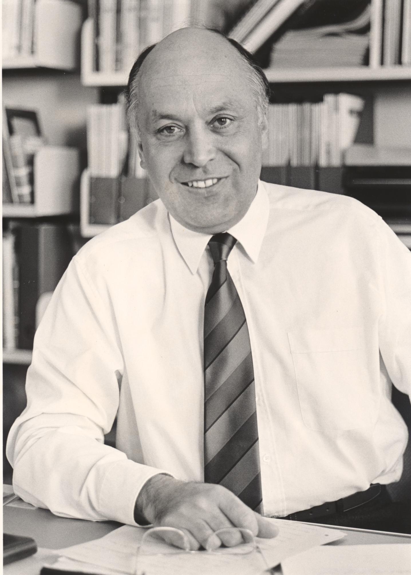 XIII. Imago Mundi-Kongress 1991, Innsbruck, Prof. Dr. Ing. Karl Goser