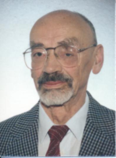 XIII. Imago Mundi-Kongress 1991, Innsbruck, Univ.-Doz. Dr. Otto Bergsmann