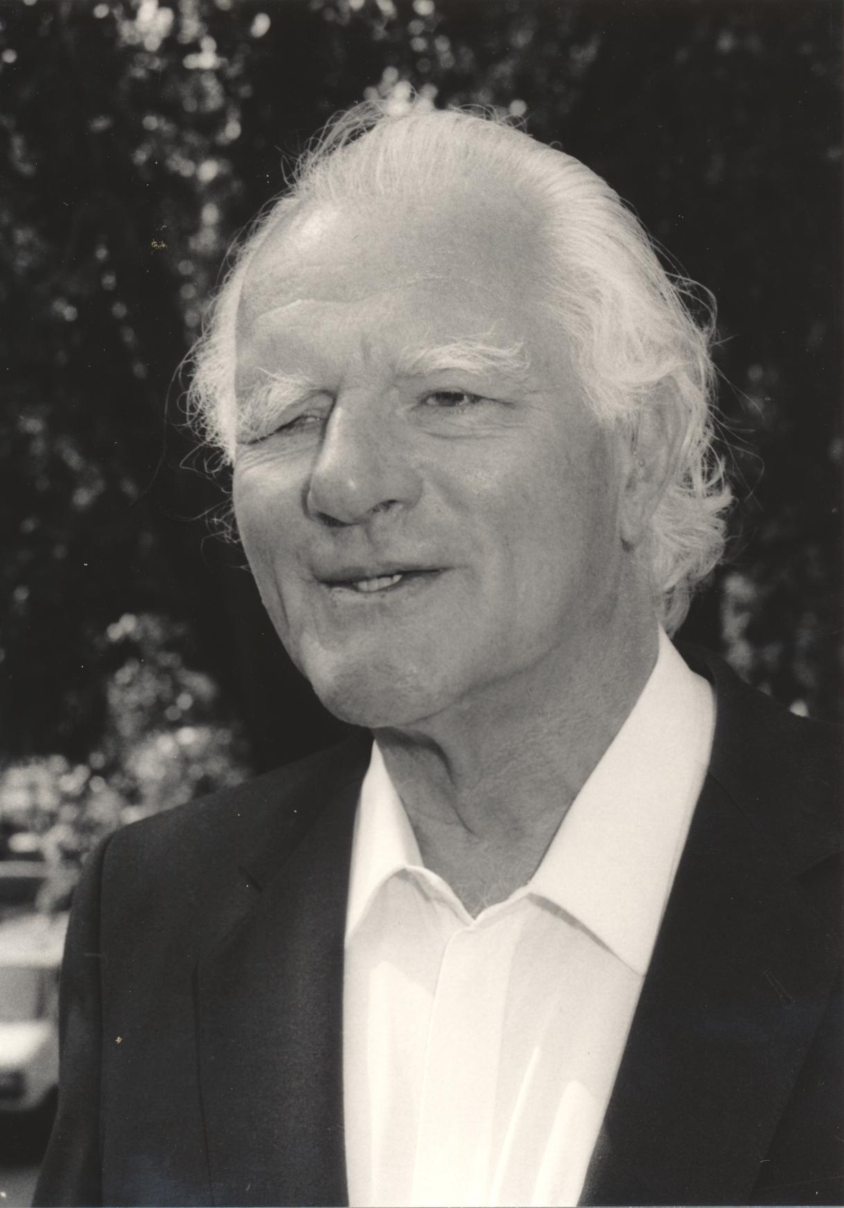 XIV. Imago Mundi-Kongress 1993, Innsbruck, Dipl-Phys. Burkhard Heim