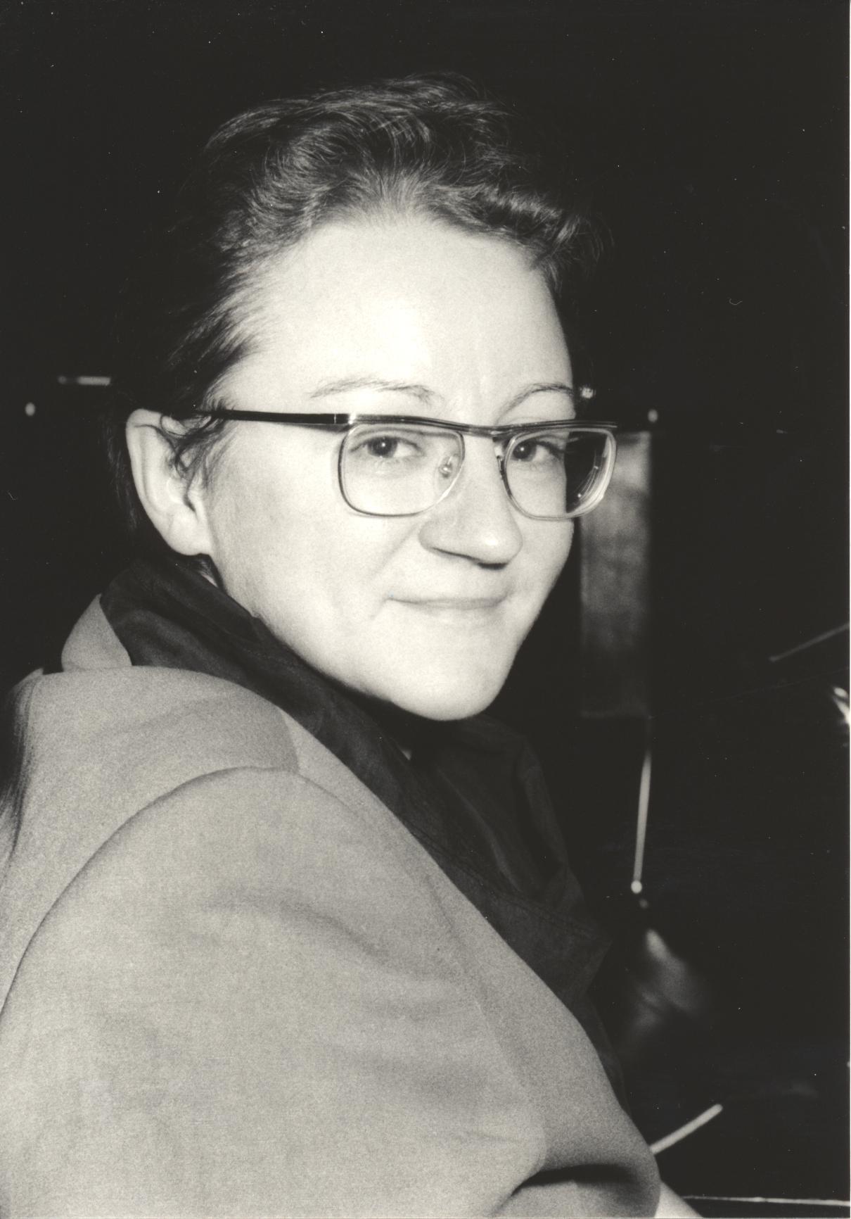 XIV. Imago Mundi-Kongress 1993, Innsbruck, Dr. Angelika Malinar