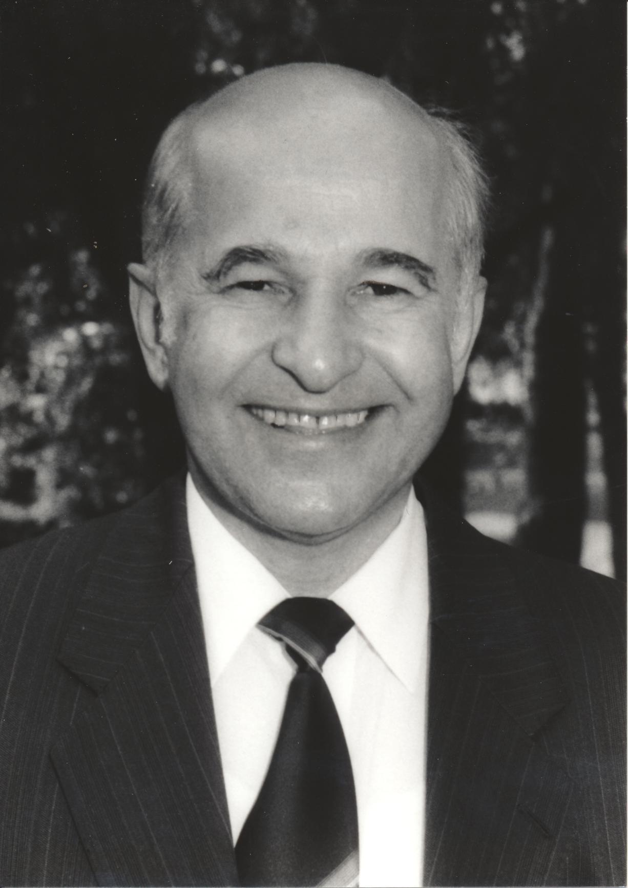 XIV. Imago Mundi-Kongress 1993, Innsbruck, Dr. Anton Schmidt