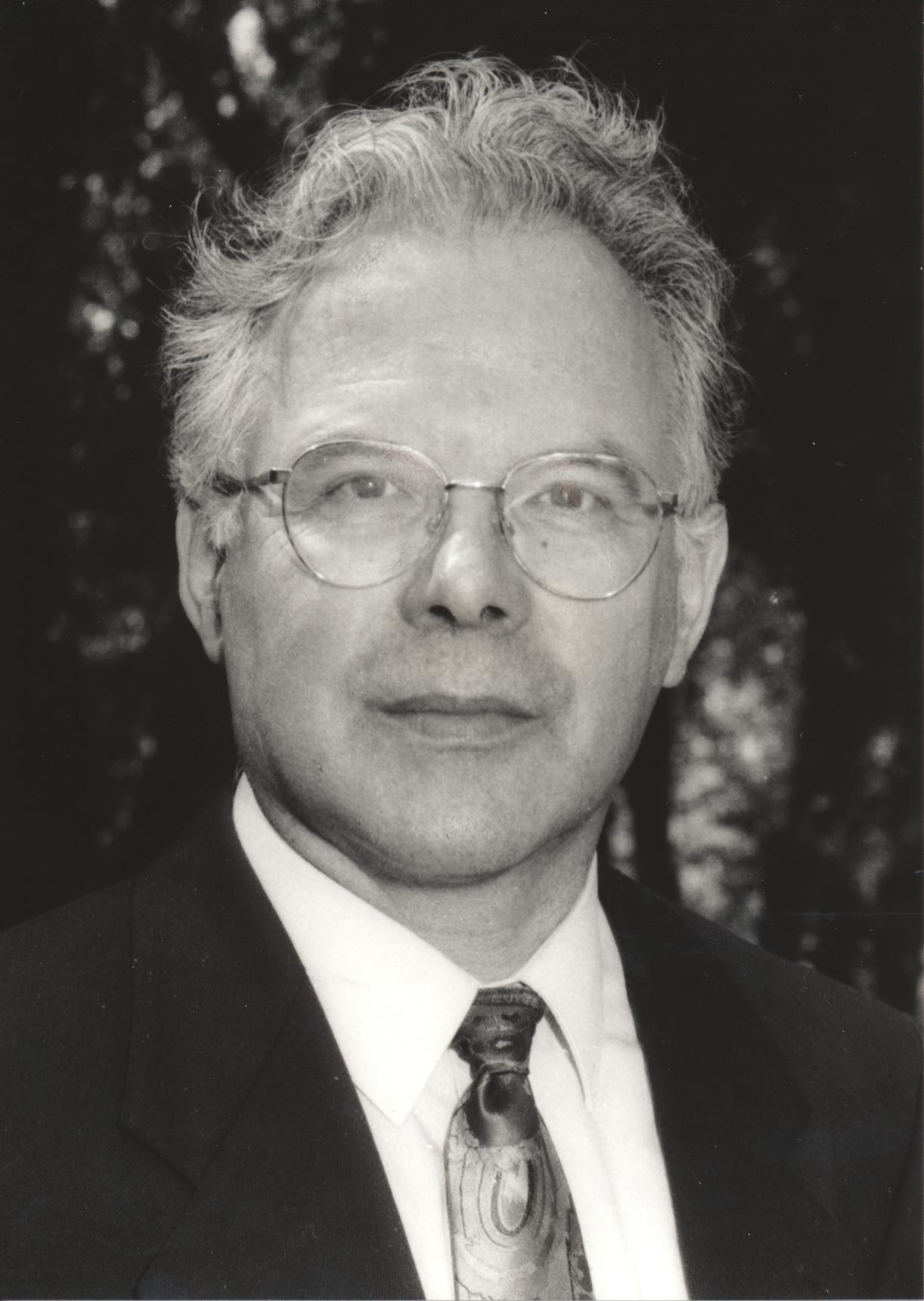 XIV. Imago Mundi-Kongress 1993, Innsbruck, Prof. DDr. Andreas Resch