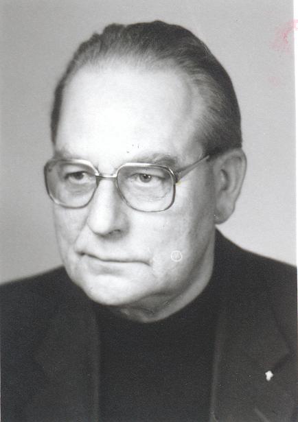XIV. Imago Mundi-Kongress 1993, Innsbruck, Prof. DDr. Emerich Coreth