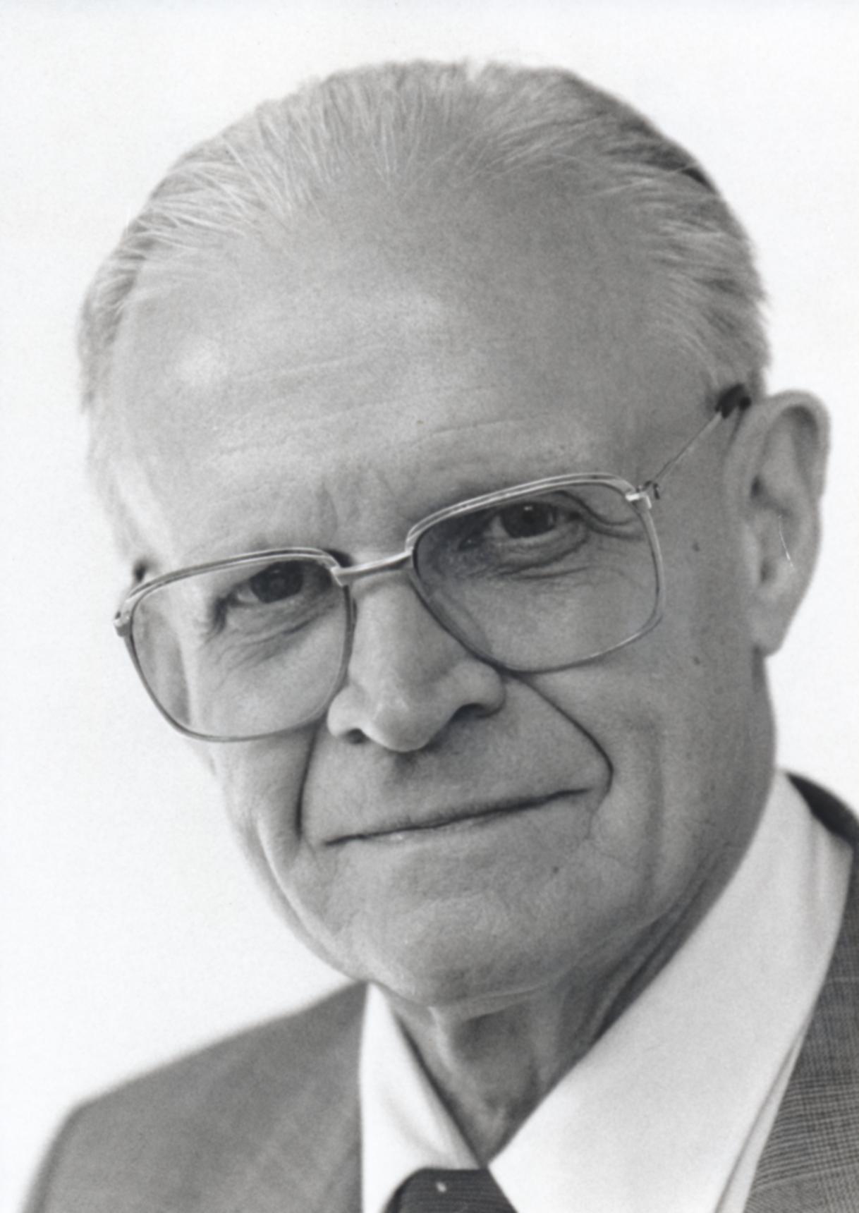 XIV. Imago Mundi-Kongress 1993, Innsbruck, Prof. DDr. Eugen Biser