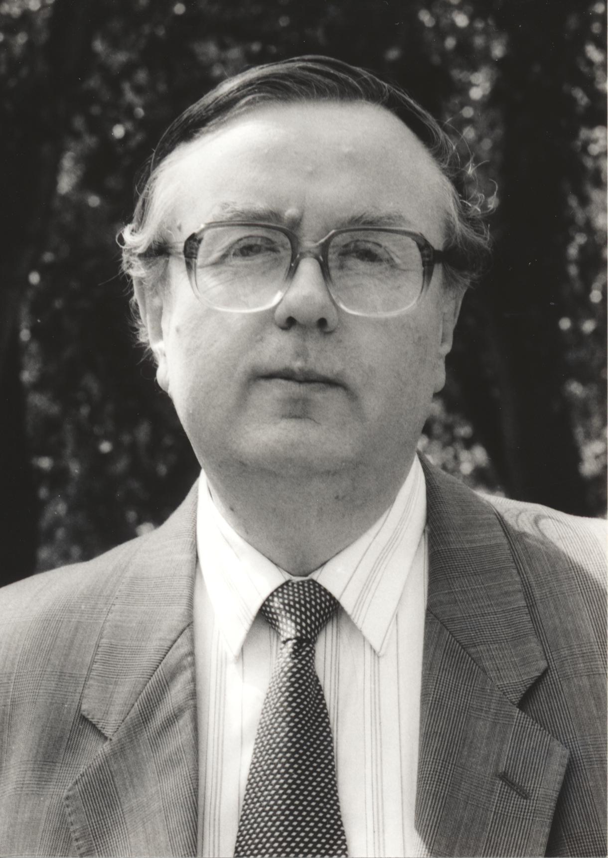 XIV. Imago Mundi-Kongress 1993, Innsbruck, Prof. DDr. Ferdinand Dexinger