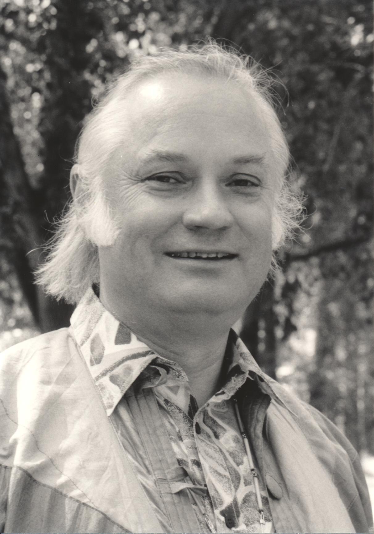 XIV. Imago Mundi-Kongress 1993, Innsbruck, Prof. Manfred Kage