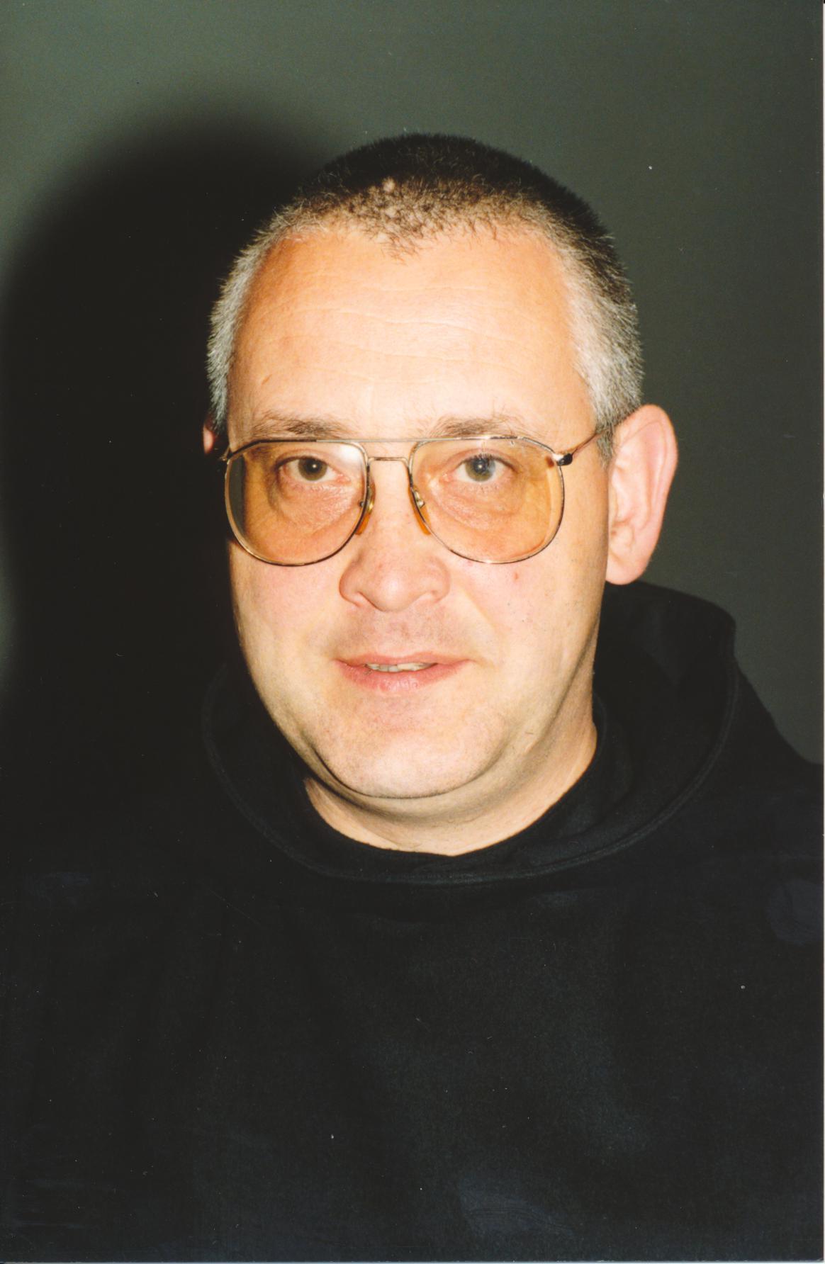 XV. Imago Mundi-Kongress 1995, Innsbruck, Drs. Drs. P. Johannes M. Touw