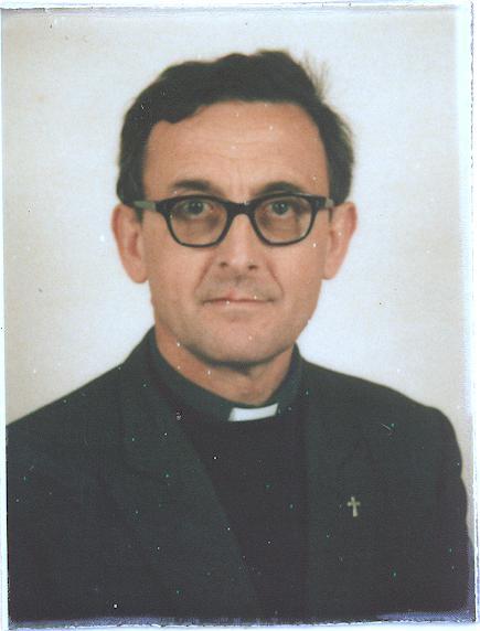 XV. Imago Mundi-Kongress 1995, Innsbruck, P. Giuseppe Capra