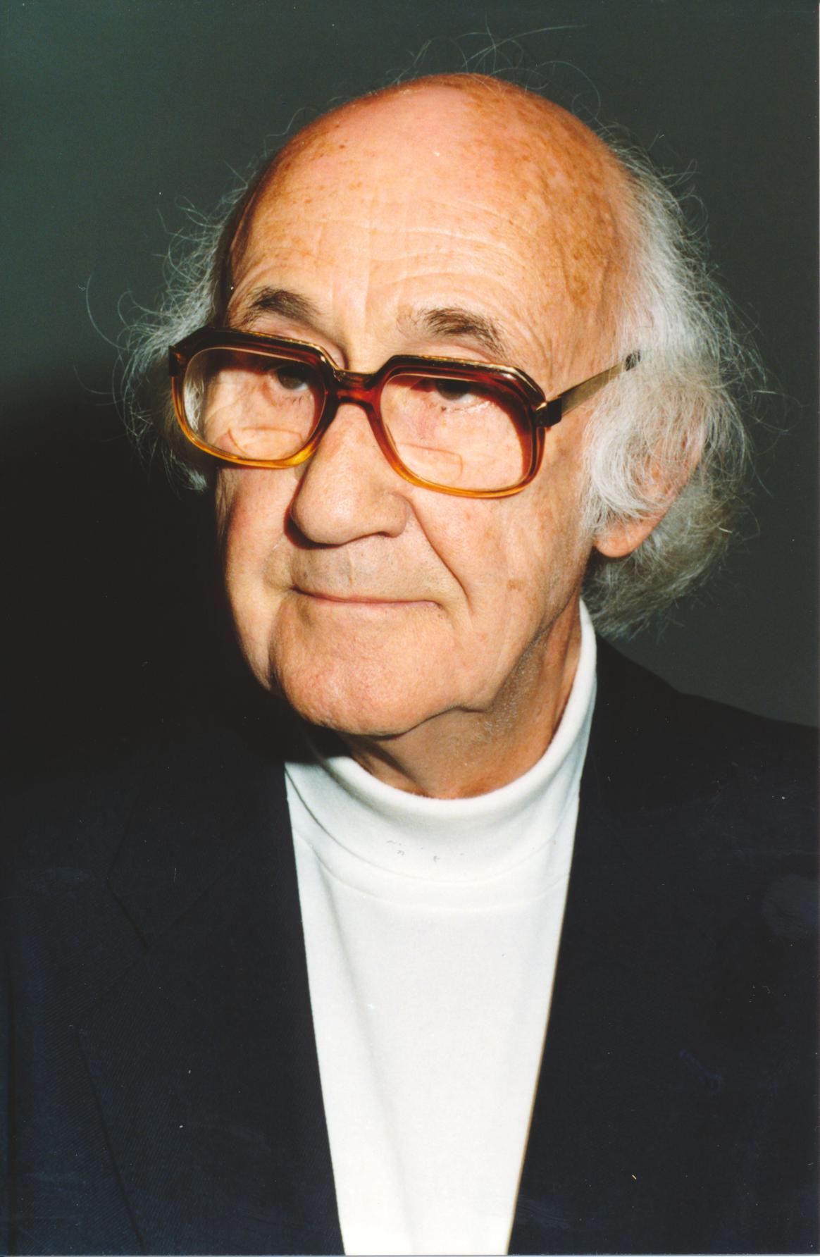 XV. Imago Mundi-Kongress 1995, Innsbruck, Prof. Dr. Arthur H. Hoffmann