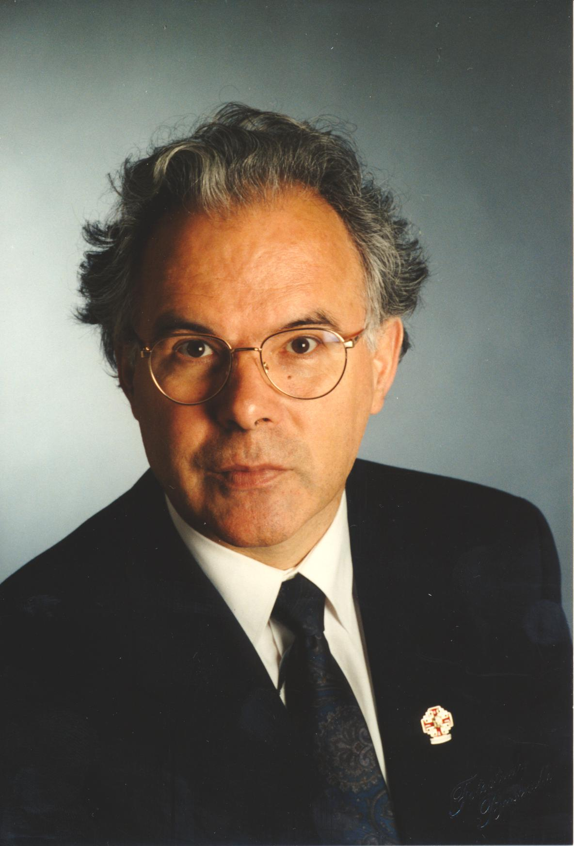 XV. Imago Mundi-Kongress 1995, Innsbruck, Prof. Dr. Dr. Andreas Resch