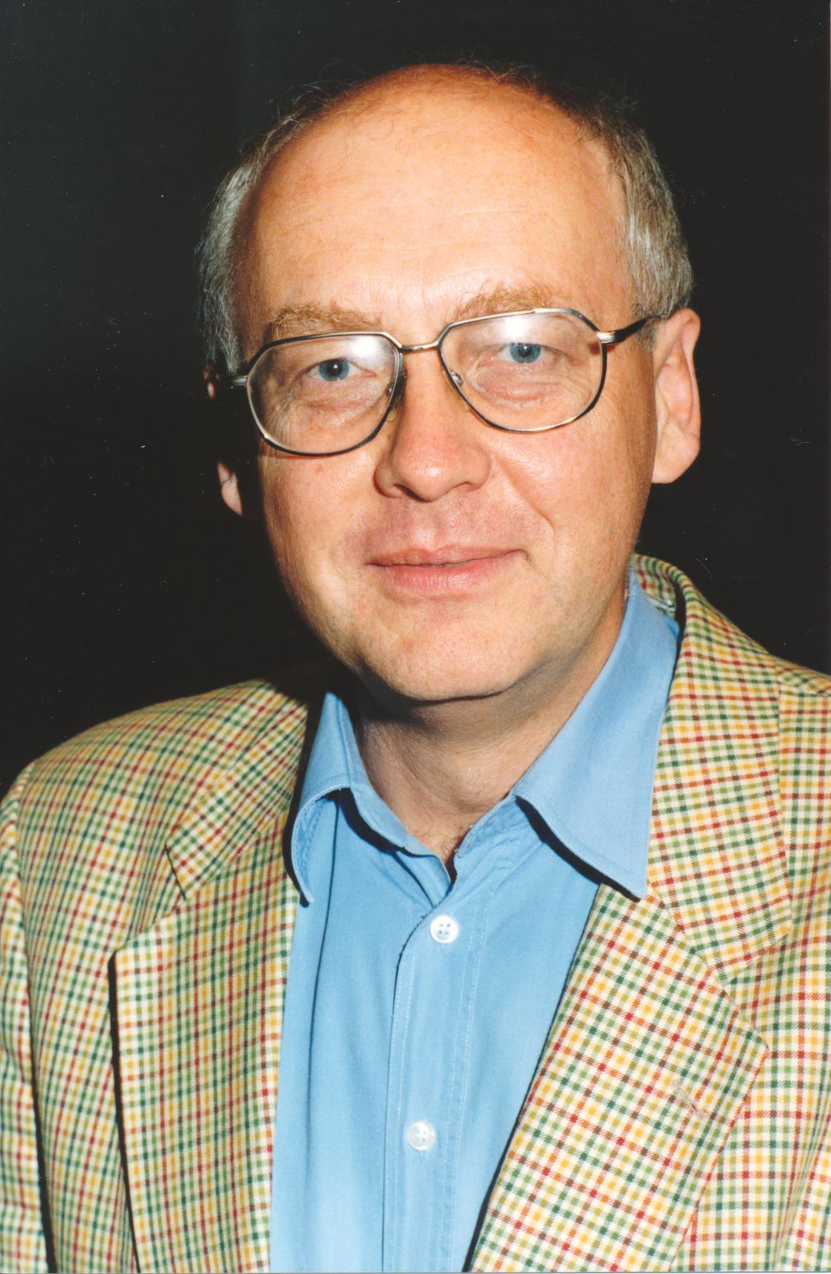 XV. Imago Mundi-Kongress 1995, Innsbruck, Prof. Dr. Dr. Heinz Schott