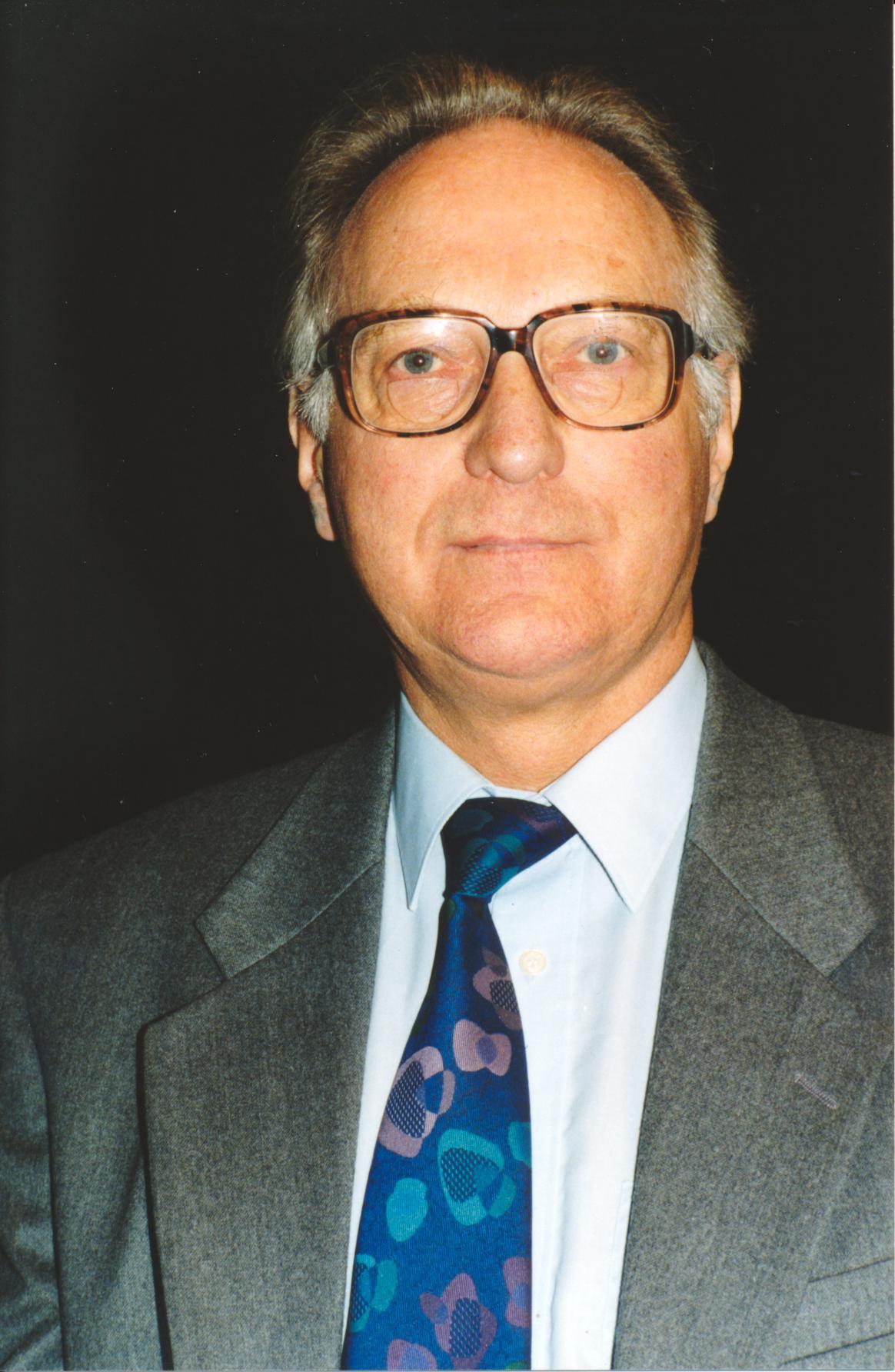 XV. Imago Mundi-Kongress 1995, Innsbruck, Prof. Dr. Erlendur Haraldsson