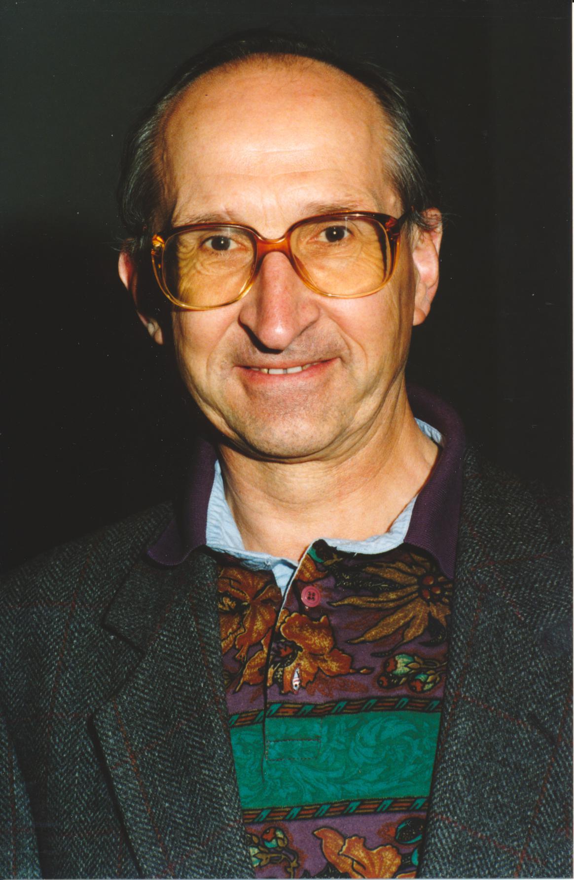 XV. Imago Mundi-Kongress 1995, Innsbruck, Prof. Dr. Raymund Schwager