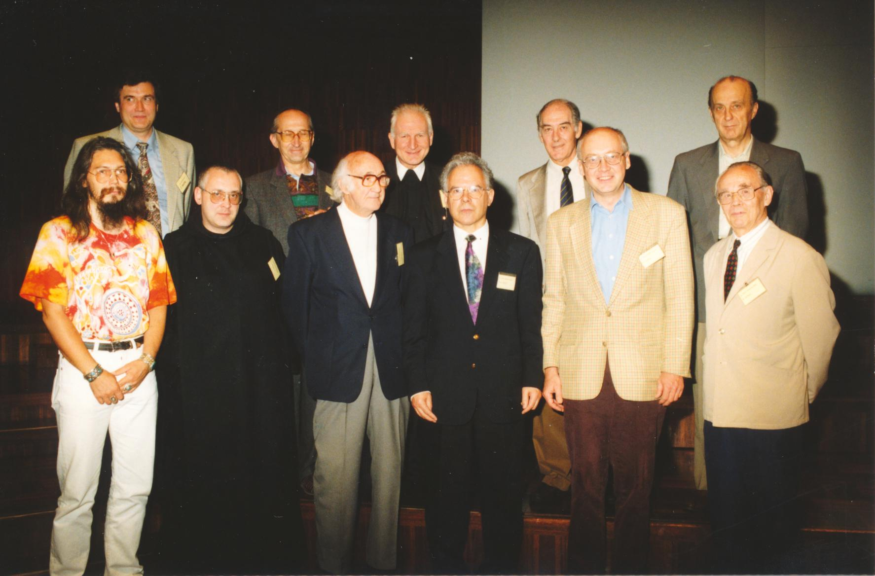 XV. Imago Mundi-Kongress 1995, Innsbruck, Referentenfoto