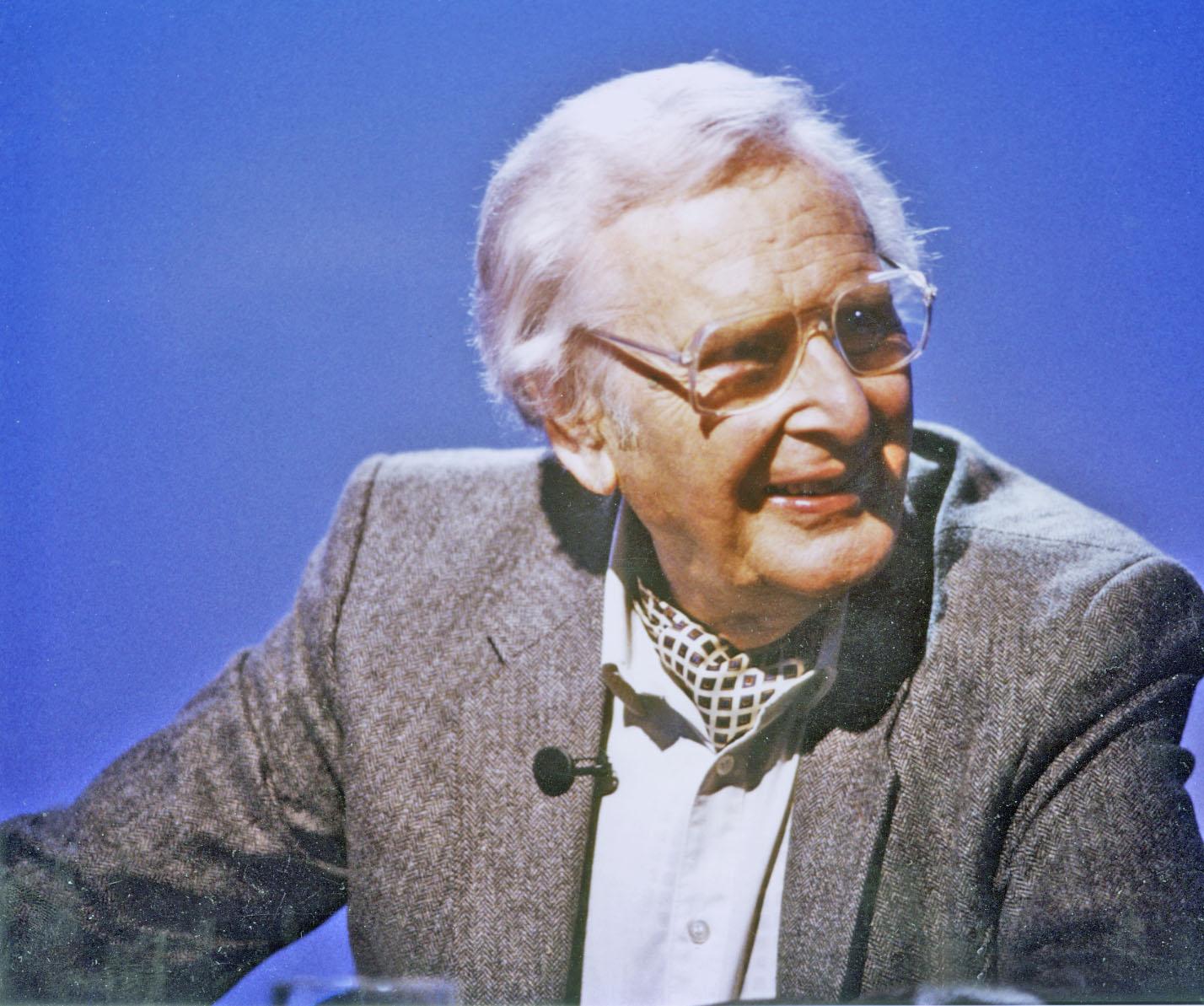 Prof. Dr. Dr. Hans Bender (1907–1991)