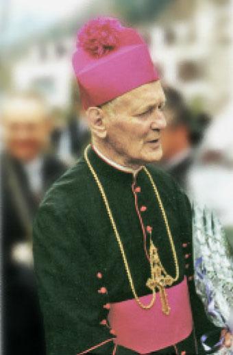 Bischof Heinrich Forer  (1913 - 1997)
