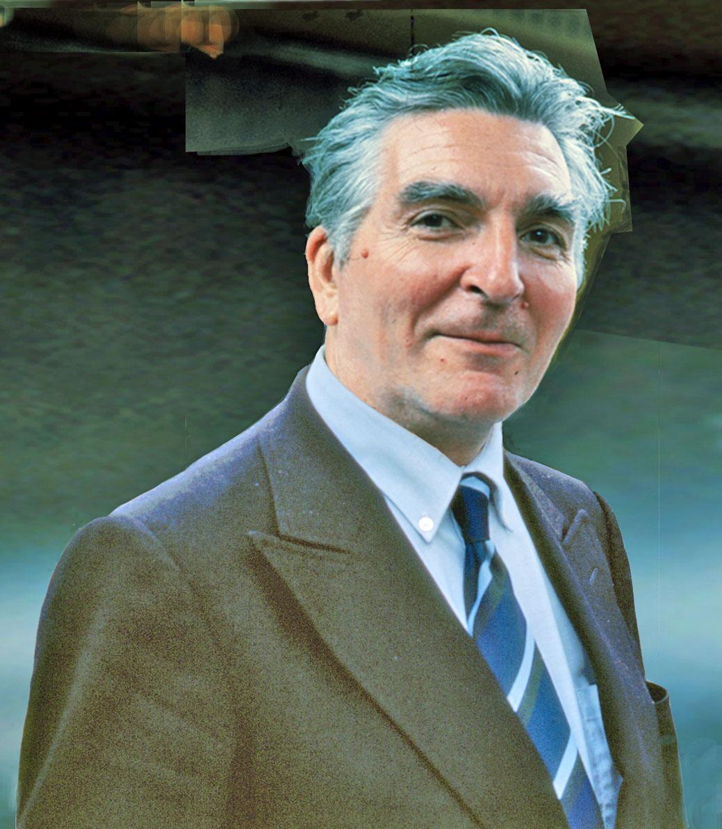 Dr. Hubert Larcher (1921–2008)