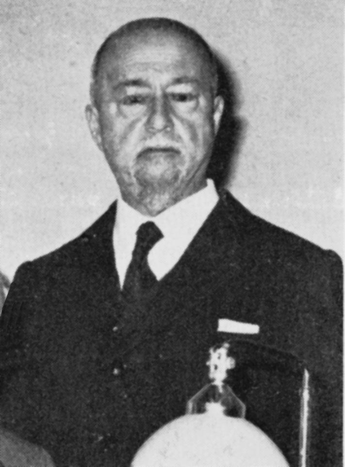 Ettore Mengoli (1906 – 1981)
