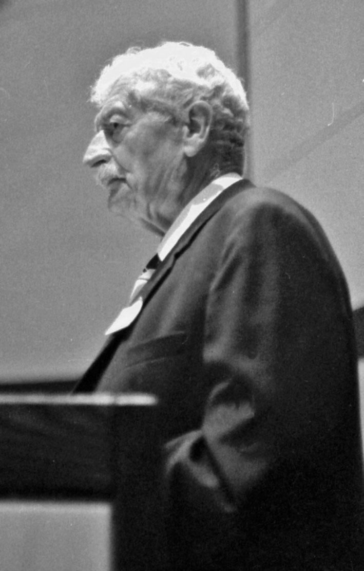 Herrmann Oberth (1894 - 1989). Vater der Weltraumfahrt