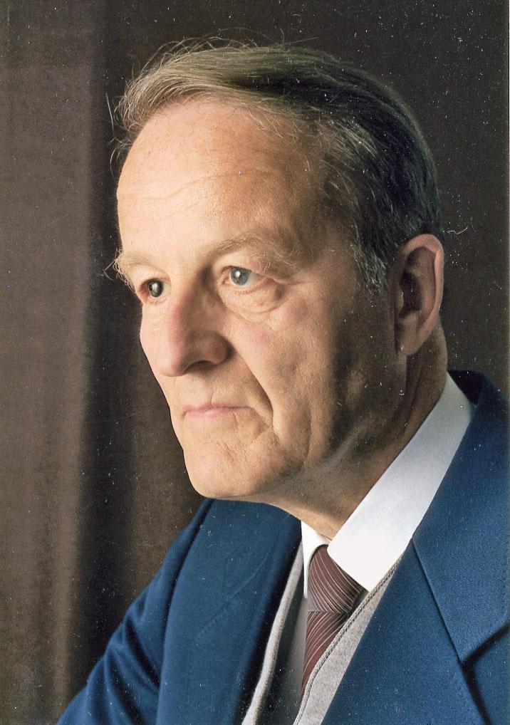 Prof. Dr. Werner Schiebeler (1923 – 2006)